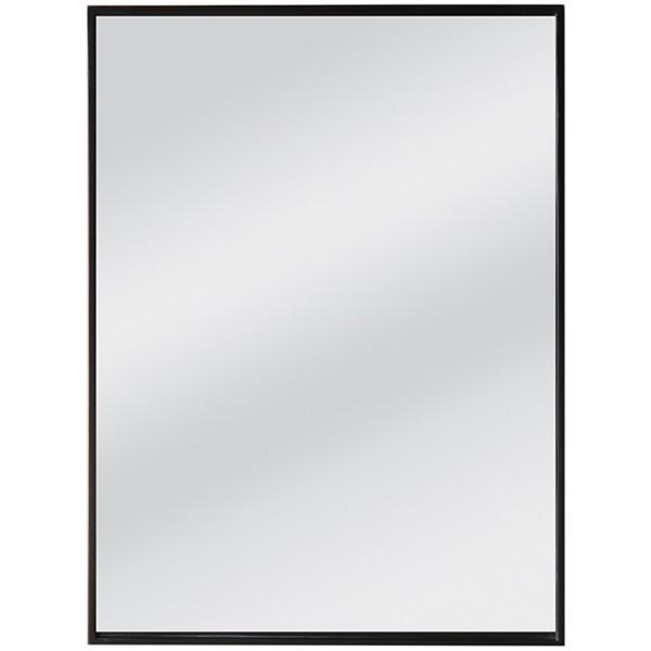 HELSINKI ΚΑΘΡΕΠΤΗΣ ΜΑΥΡΟ 50x3xH70cm