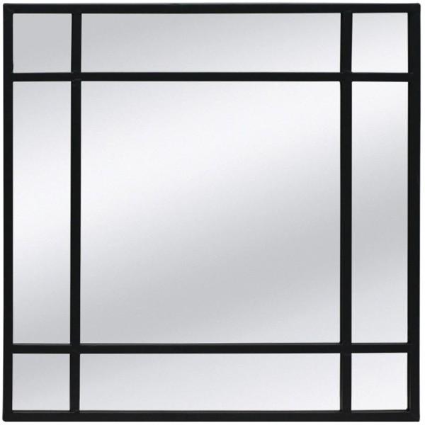 RUBIK ΚΑΘΡΕΠΤΗΣ ΜΑΥΡΟ 60x3,5xH60cm