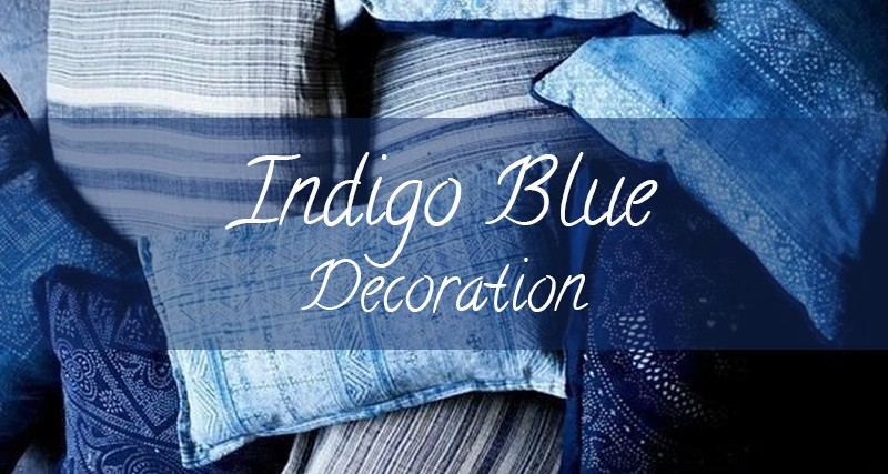 TREND ALERT: Μοντέρνα διακόσμηση σπιτιού με Indigo Blue!