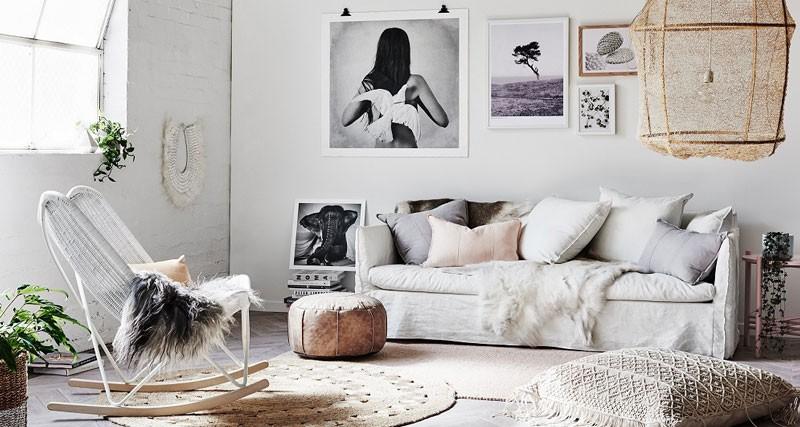 Boho Chic ή αλλιώς Μποέμ style για τους αγαπημένους σου χώρους ...!