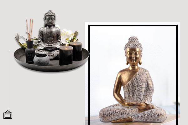 Budha Διακόσμηση